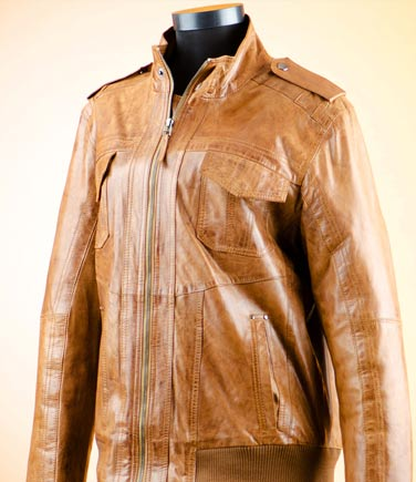 leather alterations - jackets