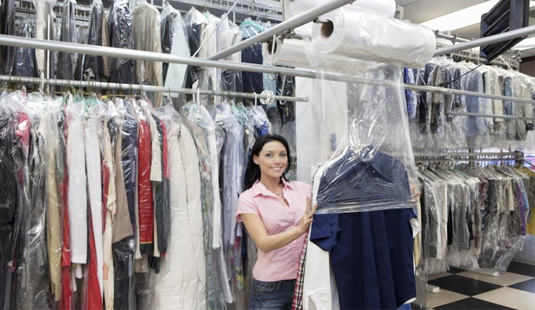 dry cleaning in Melbourne CBD